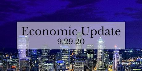 Economic Update Webinar tickets