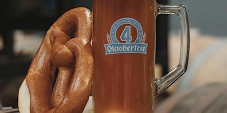 Taste of Germany- Friday October 9th- Oktoberfest Beer Dinner tickets