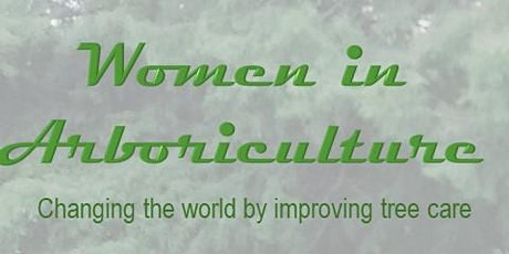 Women in Arboriculture Virtual Chat tickets