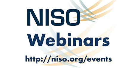 "NISO ""Change Management"" Webinar Series tickets"