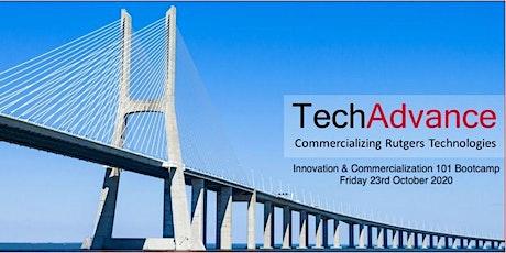 TechAdvance Innovation & Commercialization 101 Bootcamp tickets