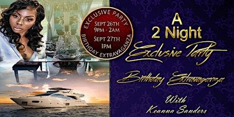 Keanna's Birthday Celebration! tickets