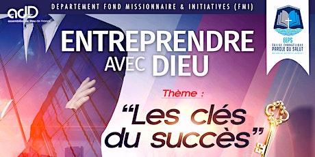 FMI - Entreprendre avec Dieu billets