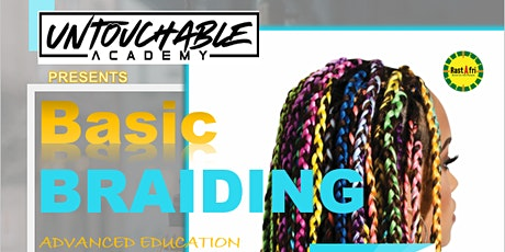 This Class Teaches The Fundamentals of Basic Braiding tickets