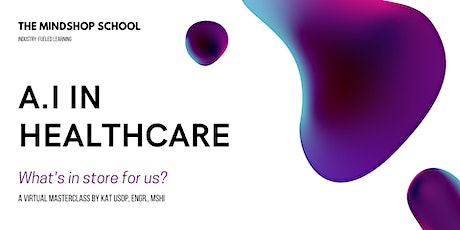 MINDSHOP™  AI in Health & COVID-19 tickets