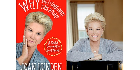 Joan Lunden, Why Did I Come Into This Room? tickets