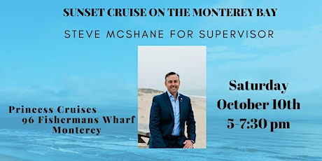 Sunset Cruise on the Monterey Bay tickets