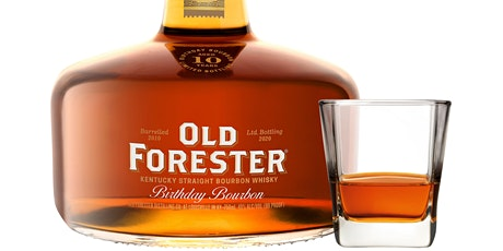 Bern's Whisk(E)y Tampa Foxtrot: Old Forester Birthday Bourbon Dinner tickets