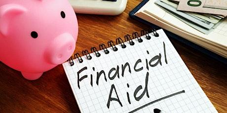GSFC Financial Aid 101 Webinar tickets