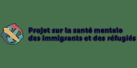 Mieux prendre en charge la santé mentale des immigrants et des réfugiés billets