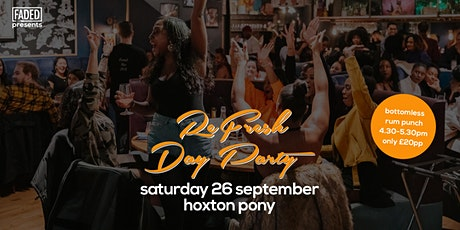 Refresh Day Party tickets