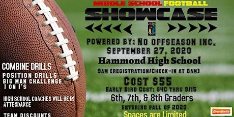 Elite Exposure Middle School Showcase tickets