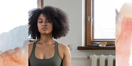 Meditation, Mudras, and Mantra tickets