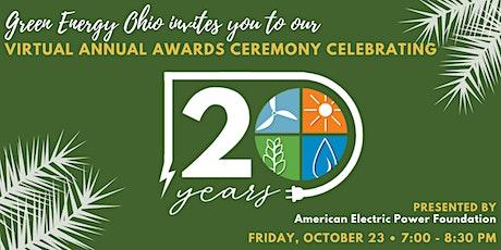 20th Anniversary Virtual Awards Ceremony & Celebration tickets