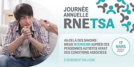Journée annuelle du RNETSA 2021 billets