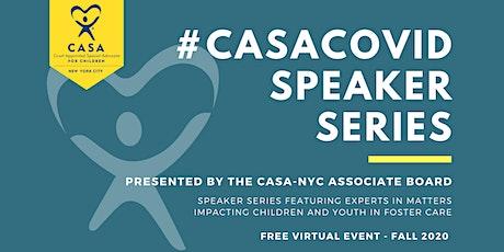 #CASACOVID Speaker Series tickets
