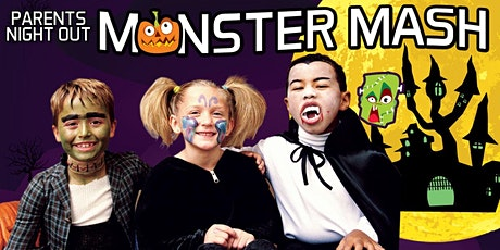 Monster Mash Parent's Night Out tickets