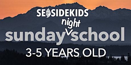SeasideKids Ages 3-5 tickets