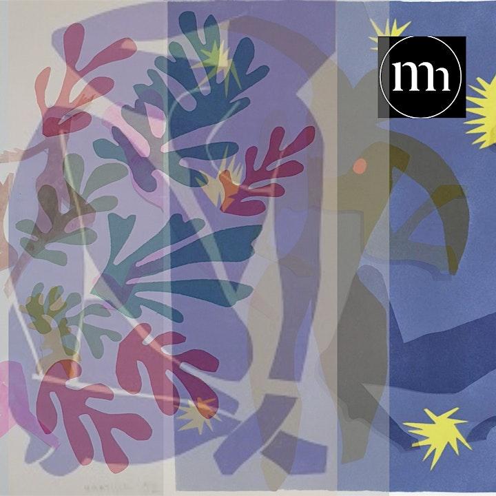 Imagen de Henri Matisse ONLINE y PRESENCIAL modelo vivo