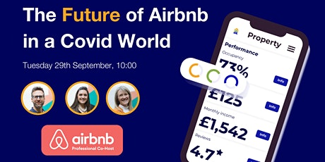 The Future of Airbnb in a Covid World tickets