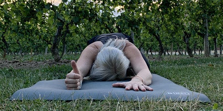 MOMS NIAGARA ACTIVE - FALL Yoga + Wine FOR ALL at Ravine Vineyard Estate tickets