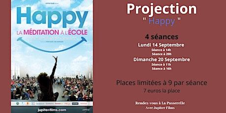 """Cycle - Documentaires pour un monde en transition : """"HAPPY"""" billets"""