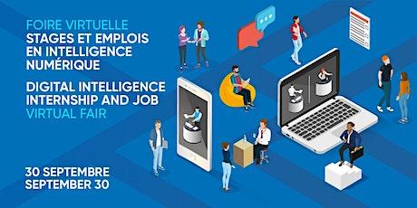 Foire aux stages et emplois IVADO / IVADO Internship and Job Fair tickets