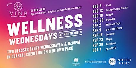 Wellness Wednesdays 2020 Series tickets
