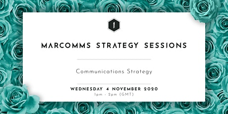 StrategyPyramid™ - Comms Strategy [Step 6] tickets