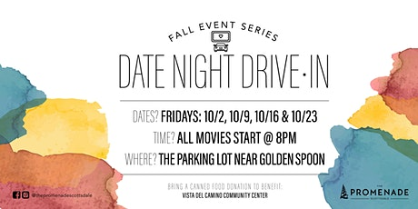 Date Night Drive-In Movies at The Promenade tickets