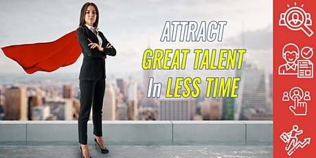Use a Position Profile to Hire Great Talent In Less Time (Live Training) tickets
