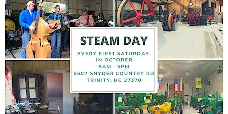 Steam Day 2020 tickets