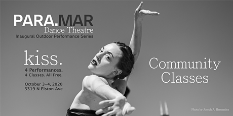 PARA.MAR Dance Theatre: Free All-Abilities Community Classes tickets