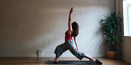 Vinyasa yoga for all tickets