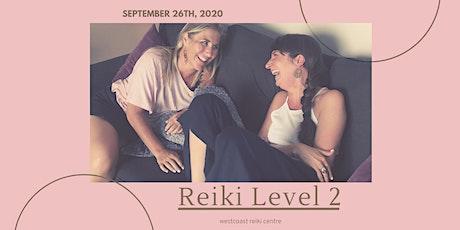 Reiki Level 2 tickets