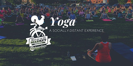 Meet Me at the Market: Yoga tickets