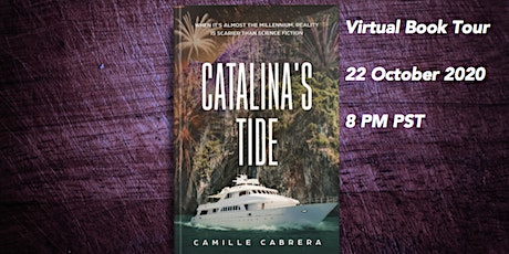 Virtual Book Tour with YA Author Camille Cabrera tickets