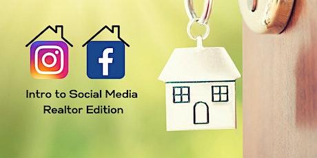 Intro to Social Media Realtors Edition tickets
