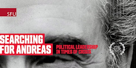 Searching for Andreas: Political Leadership in Times of Crisis tickets