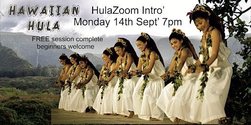 Free Beginners' Hawaiian Hula Class
