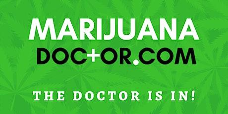 Marijuana Doctor is in Aventura – Risk Free Evaluation tickets