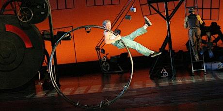 "LIVE-STREAM: School-Day Performance: Cirque Mechanics, ""Birdhouse Factory"" tickets"