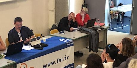 REUNION D'INFORMATION FNI MORBIHAN // Covid, Elections Ordinales, Bsi billets