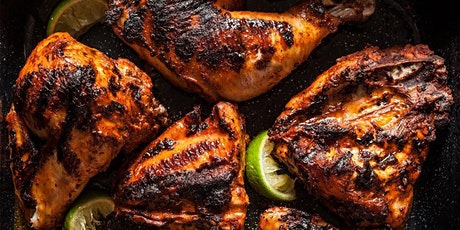 Concourse Grilling Class: End of Summer Foods (BBQ Chicken + Corn Elote) tickets