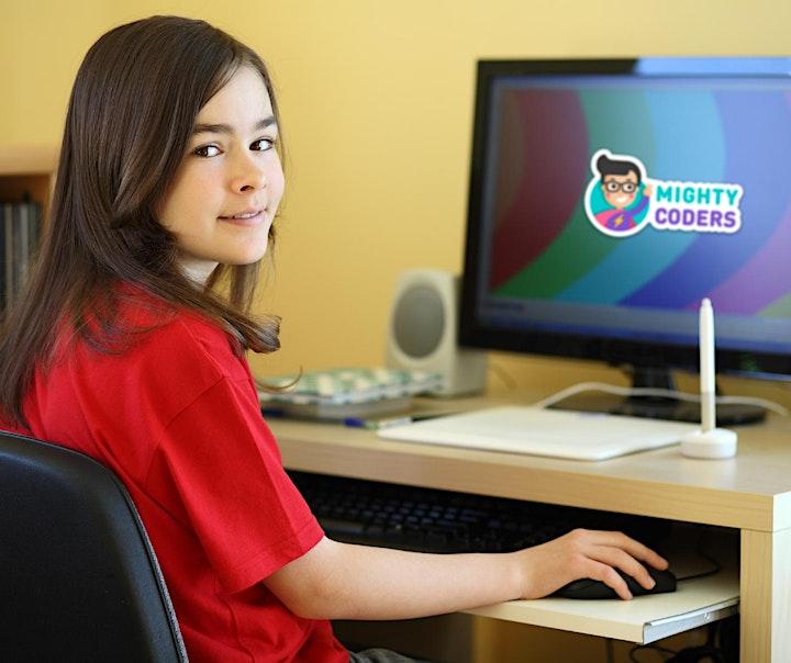 CoderDojo Online 2021-2022 image