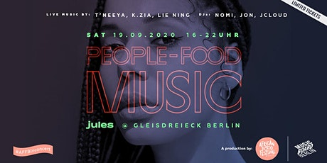 People, Food, MUSIC  by African Food Festival Berlin Tickets