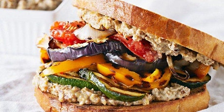 Concourse Grilling Class: For the Veg-Curious (Grilled Veggie Sandwich) tickets
