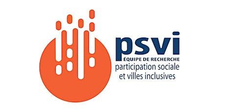 Rassemblement PSVI: lancement des activités 2020-2021 billets