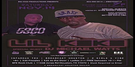 Lil KeKe & Big Yogi Live tickets