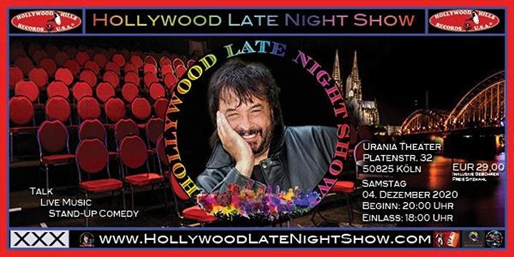 Hollywood Late Night Show: Bild